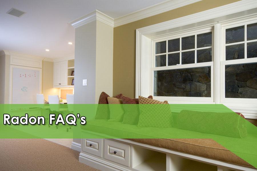 Radon FAQ's